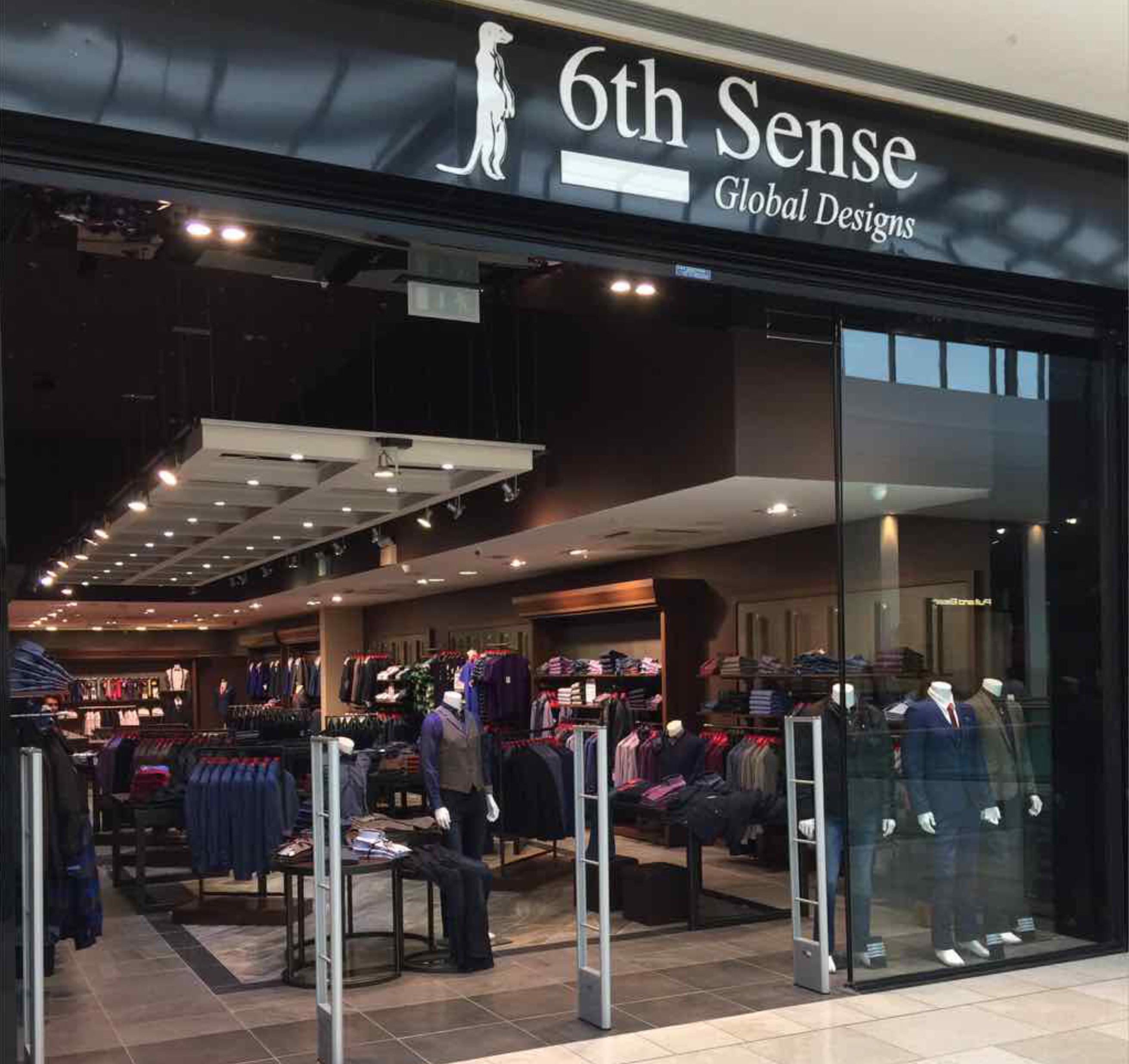 6th Sense New Store Exterior