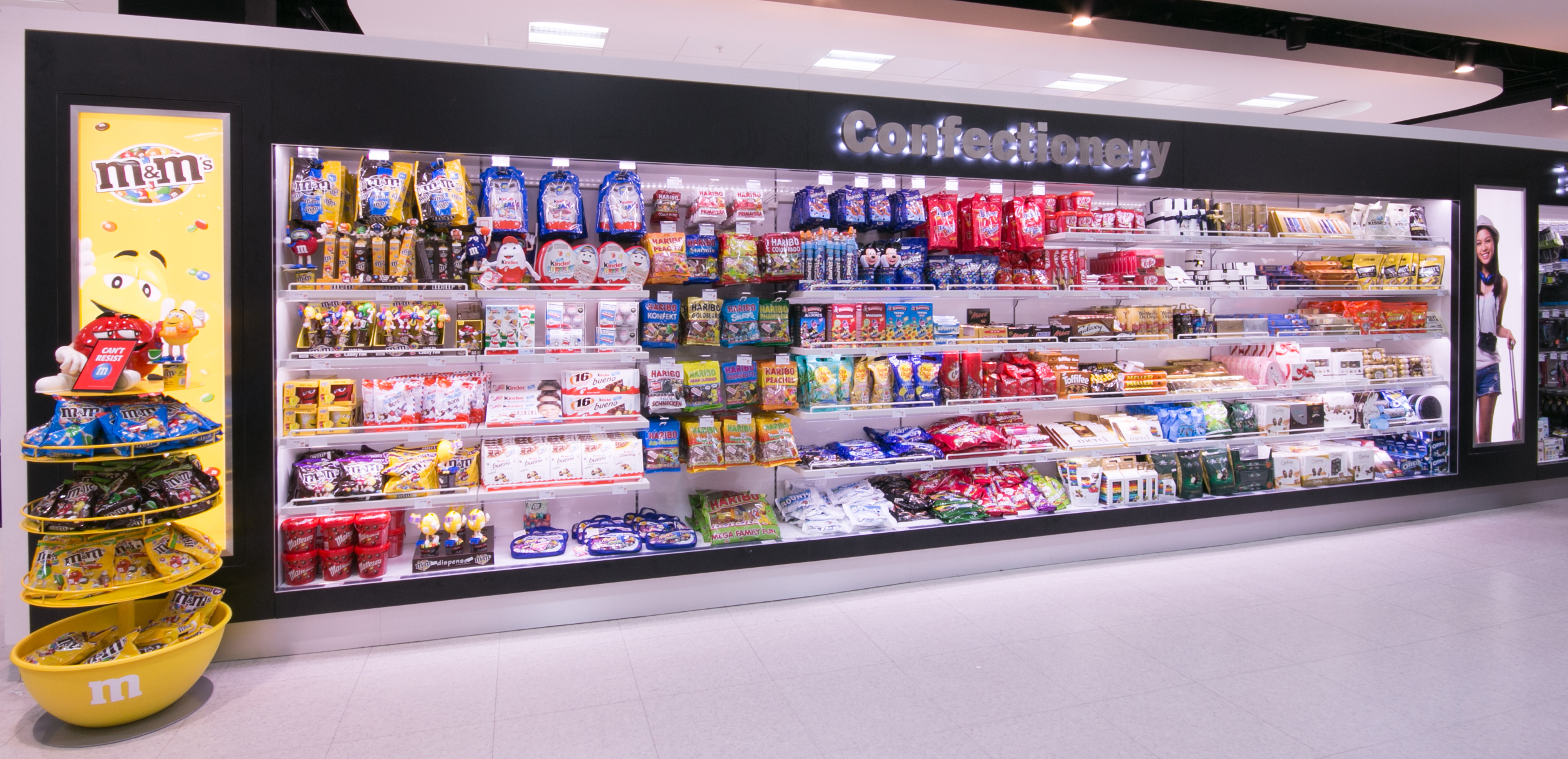 Confectionary - Shannon Airport Duty Free