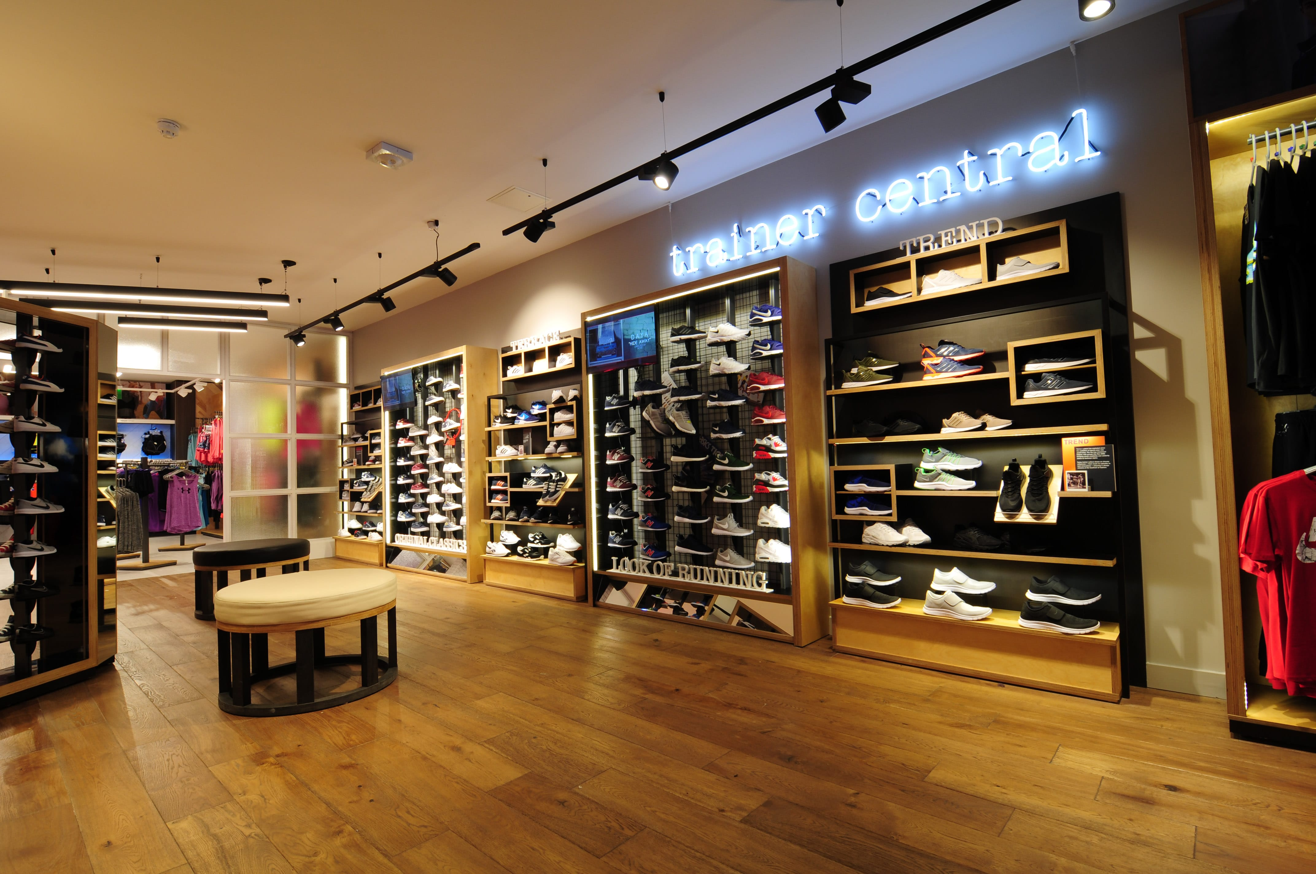 Lifestyle Sports Galway Store Design
