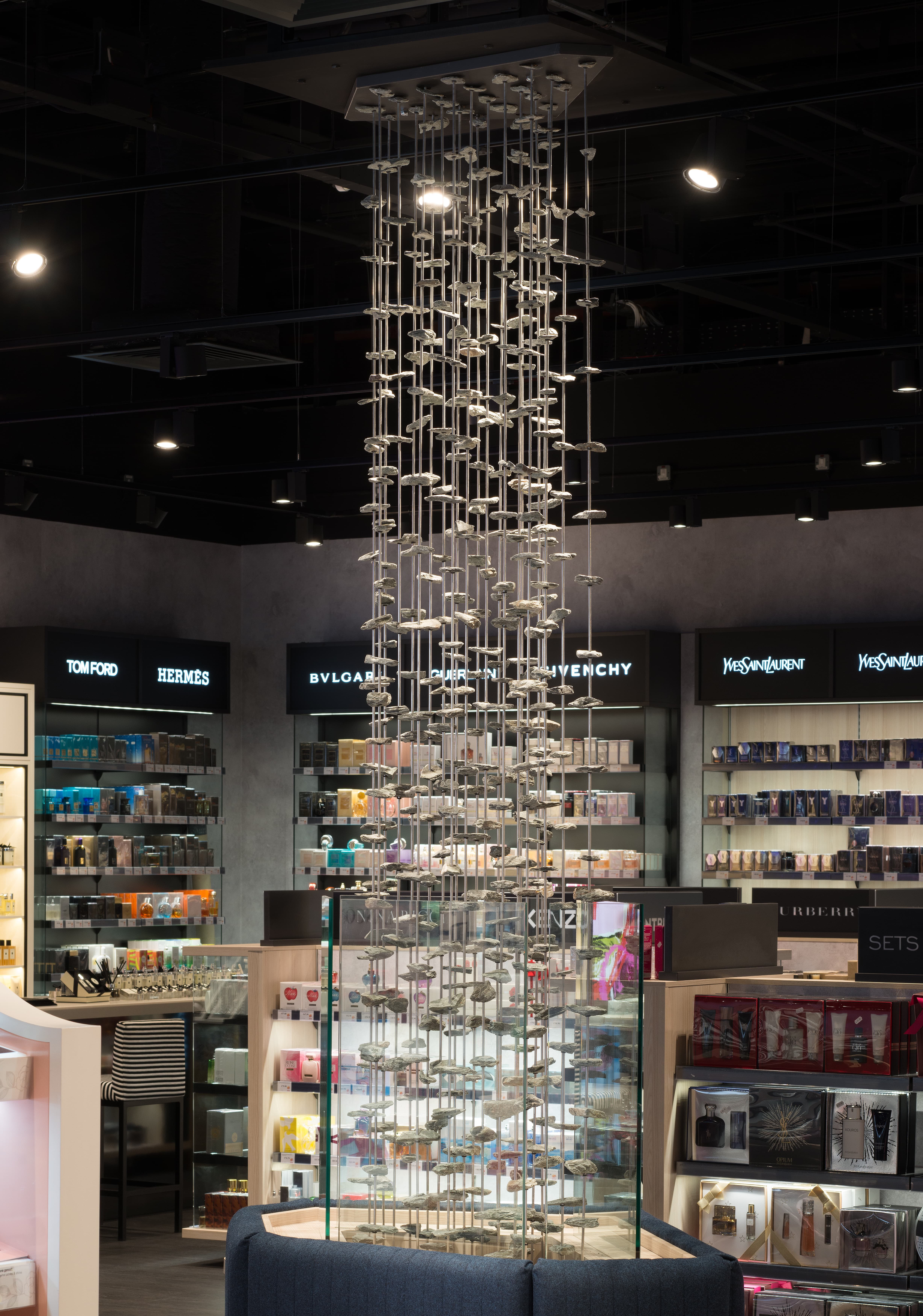 Shannon Airport Duty Free Store Design